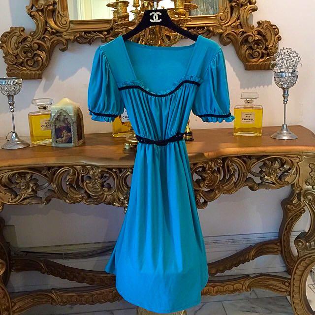 安托萬夫人法式收腰洋裝