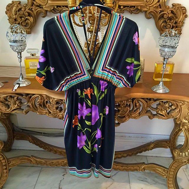韓版修身美胸洋裝