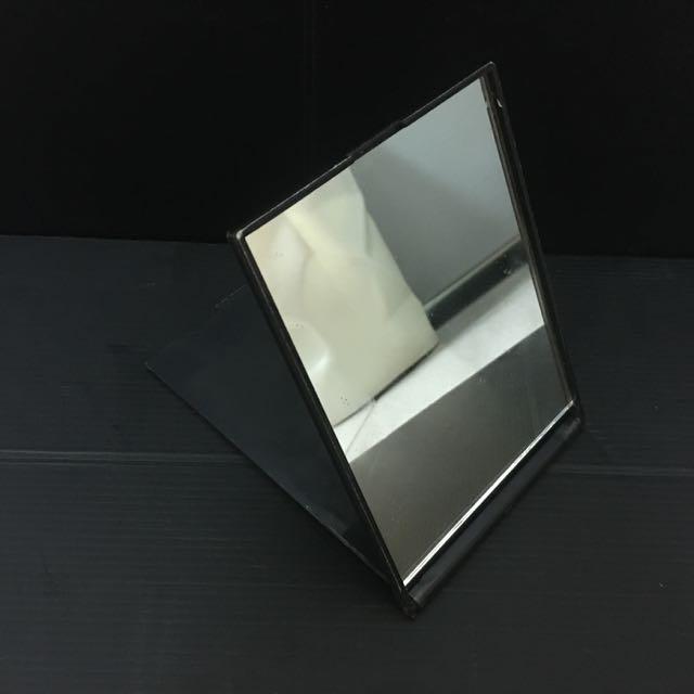 質感 設計 全黑無圖 折疊鏡