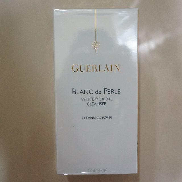 || 全新即期免郵 || GUERLAIN嬌蘭 珍珠柔光系列 淨白洗顏乳 150ml