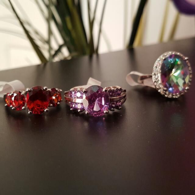 Authentic Rings