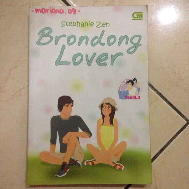 BRONDONG LOVERS by Stephanie Zen