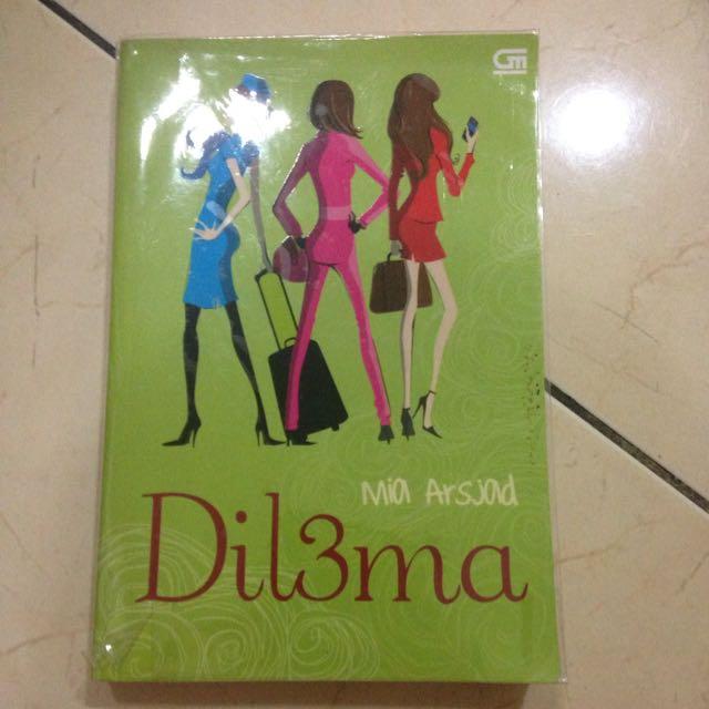 DIL3MA By Mia Arsjad