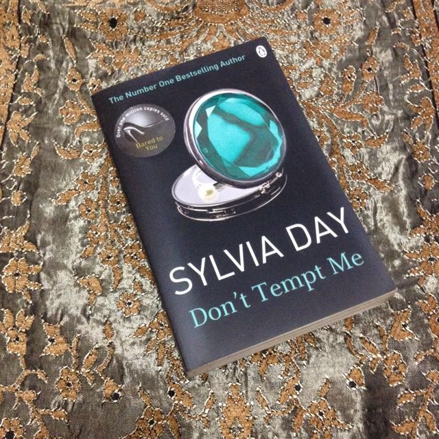 Don't Tempt Me - Sylvia Day