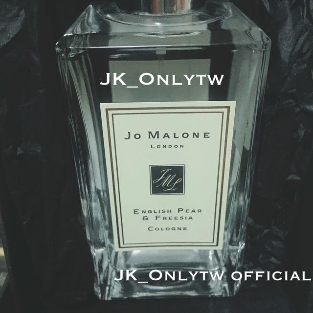 (全新)Jo Malone  100ml香水 英國梨小蒼蘭