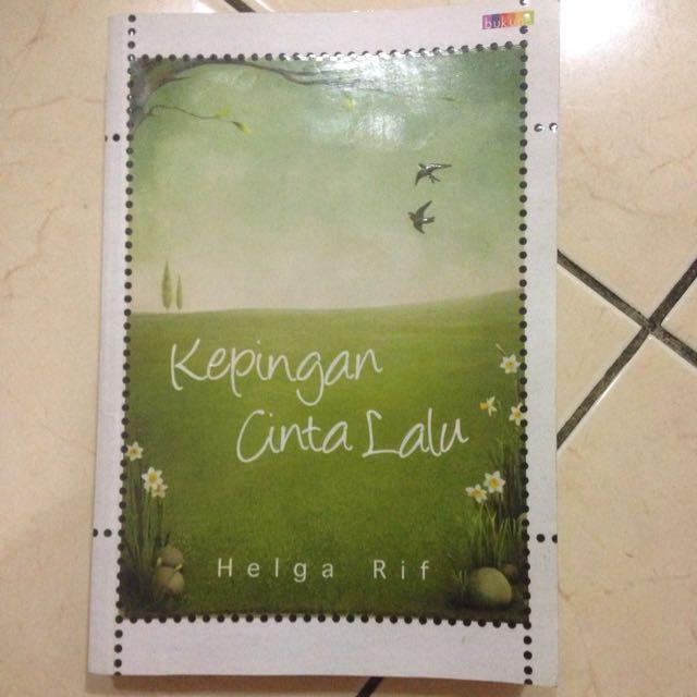 KEPINGAN CINTA LALU By Helga Rif