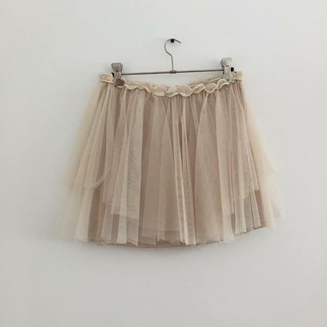 Light Tutu Skirt