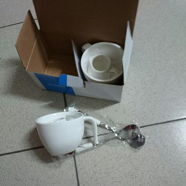 LUXGEN 納智捷下午茶杯組