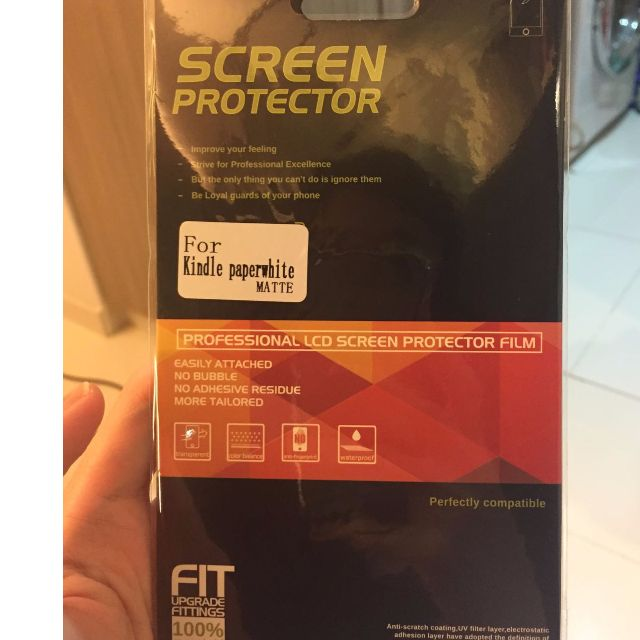 [SOLD] NEW Amazon Kindle 7th Generation (Free Screen Protector)