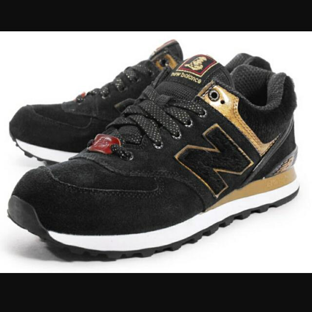 New Balance Year Of The Horse 574 Shoes b32c66f1cdbe