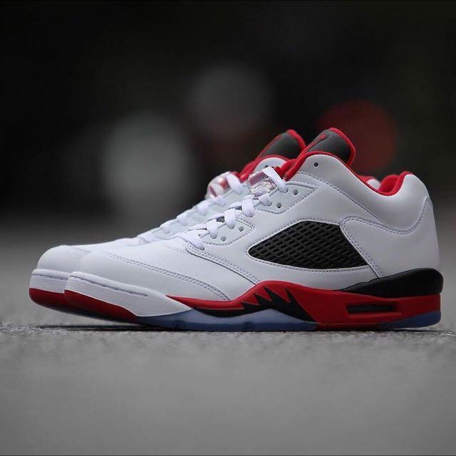 innovative design 4b8e7 af8ef Nike Air Jordan 5 Retro Low