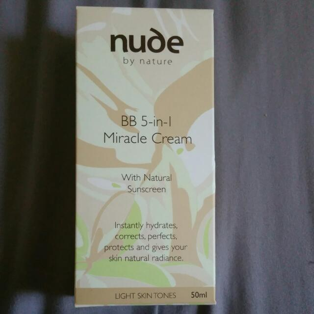 Nude By Nature BB Cream (Light)