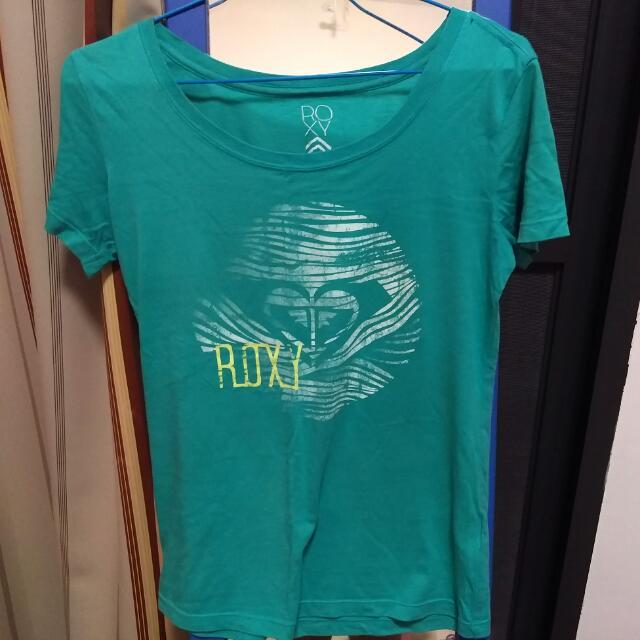 Roxy Tiffiny綠上衣