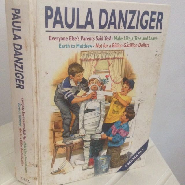 [SECONDHAND] Paula Danziger - Everyone Elses Parents Said Yes
