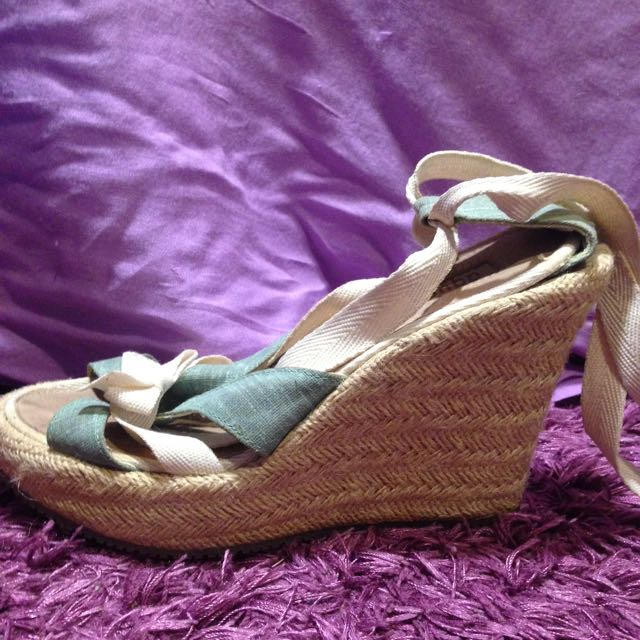 Summer Style Wedges