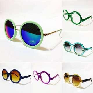 歐美 時尚 復古 眼鏡 太陽眼鏡 日系 韓