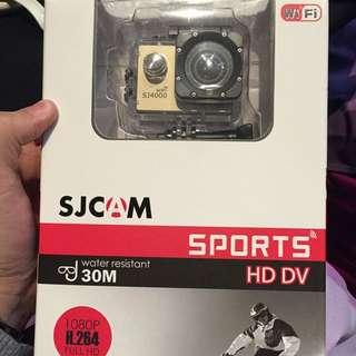 SAMGO SJ4000 Wi-Fi版 運動型攝影機 行車紀錄器