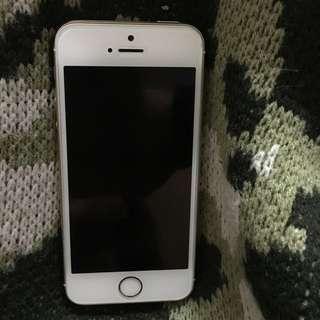 iPhone 5S 金色32G 誠可議