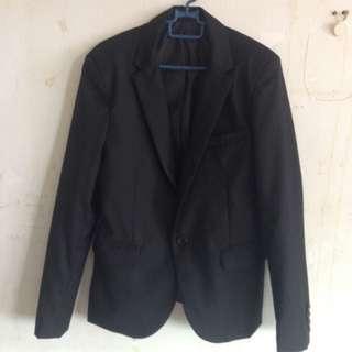 Black Coat / Blazer