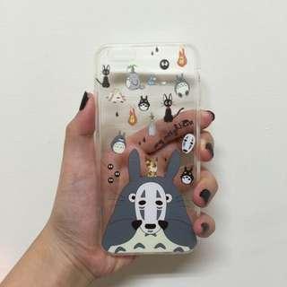 全新❤️龍貓軟殼iphone6/6s