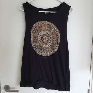 Insight Cotton Muscle Tee