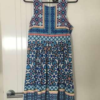 Dotti dress Size 8