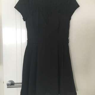 Black Dress Size 10