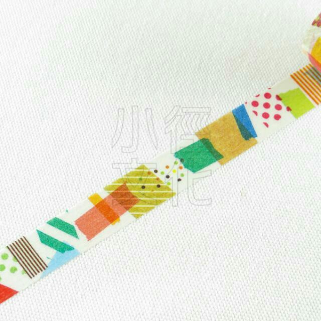 (100cm)mt for kids 拼貼 紙膠帶分裝