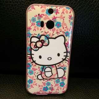 HTC M8 hello Kitty手機殼