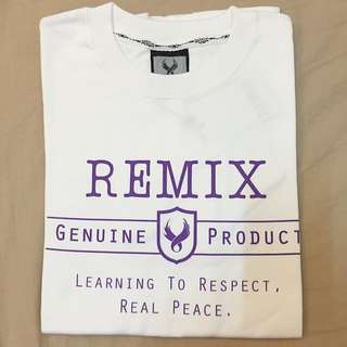 Remix New Beginning T