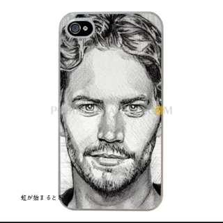 保羅沃克手機殼 Paul Walker Iphone6 Iphone6s Iphone6plus