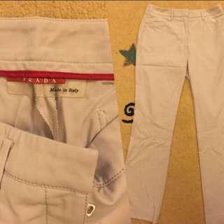 BNWOT Authentic Prada Long Pants