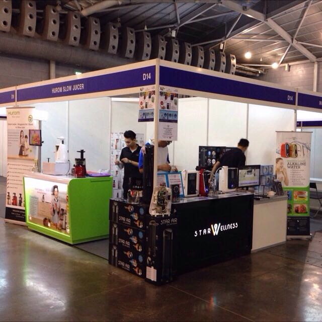 17-20 March Singapore Expo Hall 5 Booth D14