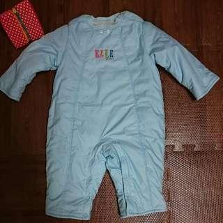 ELLE太空衣、防風連身外出服(賣場兩件免運)