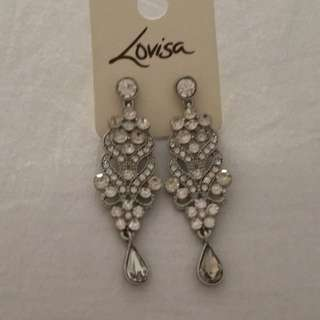 Lovisa long earrings