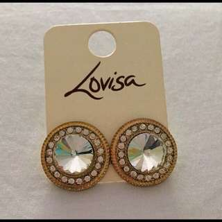 Lovisa gold earrings