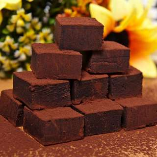 現貨【75% 生黑巧克力】