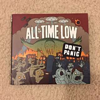All Time Low Don't Panic Album