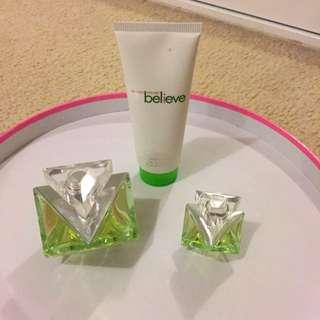 Britney Spears Believe Perfume Set