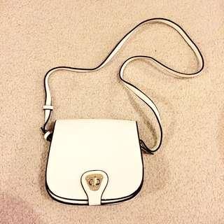 White Collect Strand Bag