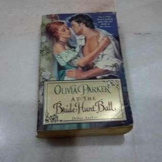 Bride Hunt Ball