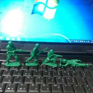 玩具總動員小綠人 Part2