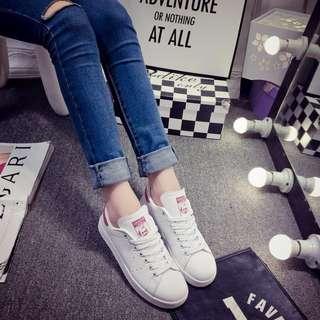adidas stan smith 桃紅 男女鞋