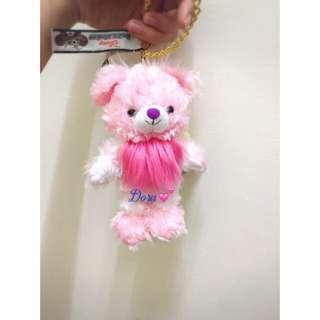 絕版*妙妙貓 大學熊 吊飾 Unibearsity Duffy