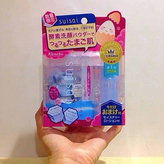 酵素洗顏粉