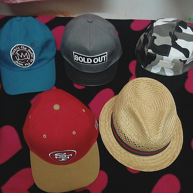 各式各樣 帽子