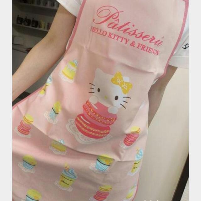 凱蒂貓圍裙
