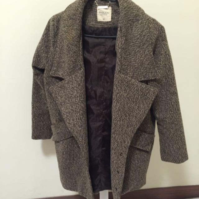 大衣 毛呢