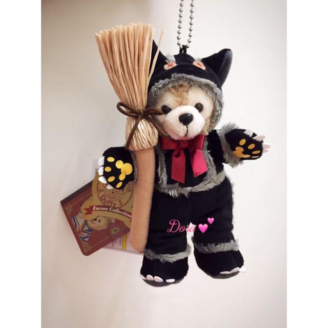 絕版*可愛臉蛋 黑貓 萬聖節 Duffy 大學熊 Unibearsity 復活節
