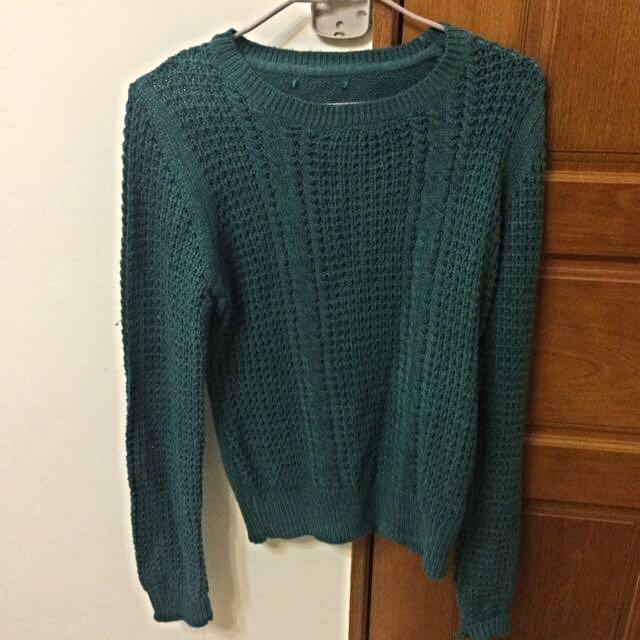 丹麥購入 Terranova 針織毛線上衣